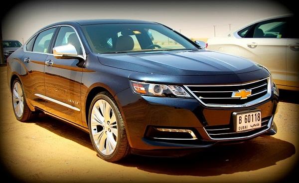 First Drive 2014 Chevrolet Impala Kuwait Yallamotor