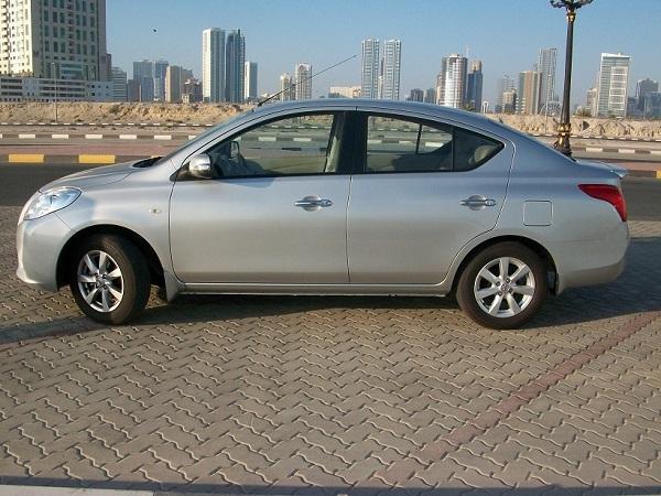 Road Test Review: Nissan Sunny 2013 | UAE - YallaMotor