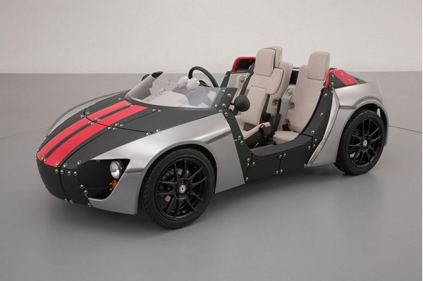 Toyota S New Kit Car Concept