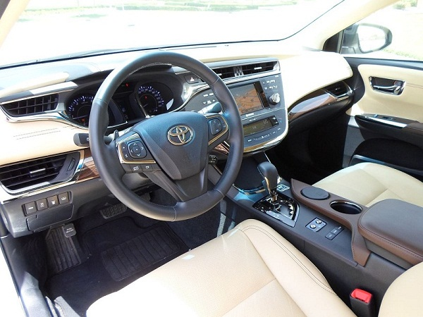 The Same Cannot Be Said For The Interior Though. It Is Clear That Toyotau0027s  Interior Designers No Longer Looked At The Camry For Inspiration But  Something A ...