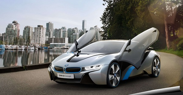 Bmw I8 Coming To Middle East Qatar Yallamotor