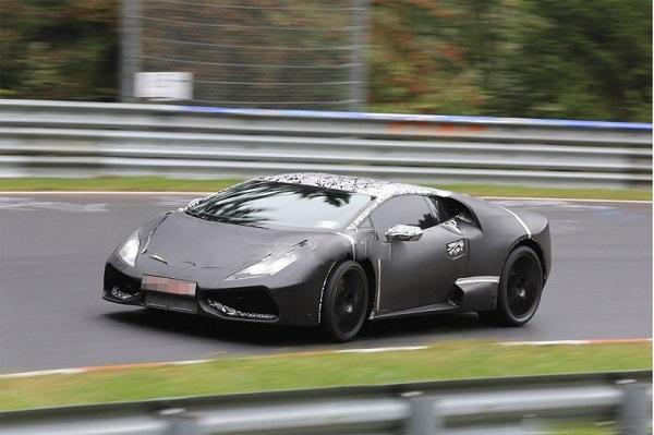 2015 Lamborghini Cabrera spied | UAE - YallaMotor