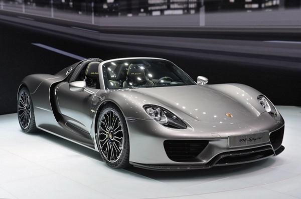 2015 Porsche 918 Spyder Engine Technology Qatar Yallamotor