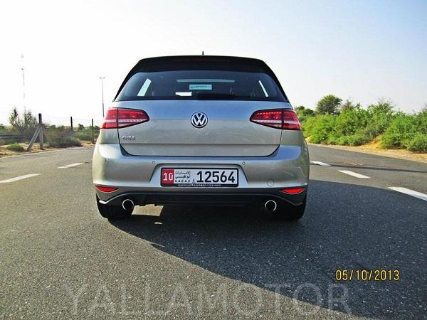 Road Test : 2014 Volkswagen Golf GTI | UAE - YallaMotor