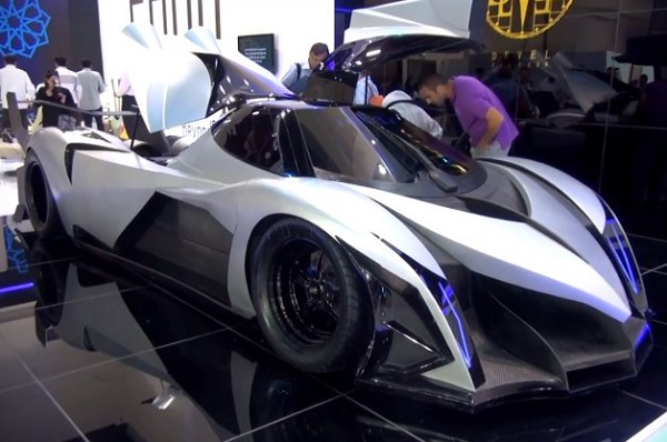 Presenting The Devel Sixteen Qatar Yallamotor