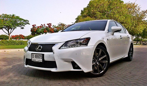 road test 2014 lexus gs 350 f sport in uae qatar yallamotor. Black Bedroom Furniture Sets. Home Design Ideas