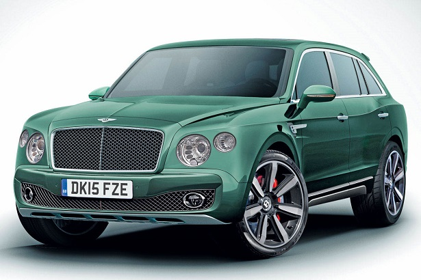 Bentley Vehicles Are Never So When The Luxury Brand Plans To Add An Suv Their Lineup It Is Sort Of A Landmark Moment