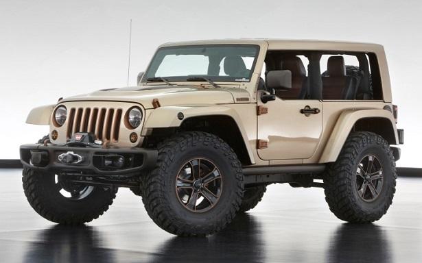 Jeep Wrangler To Get Makeover Uae Yallamotor
