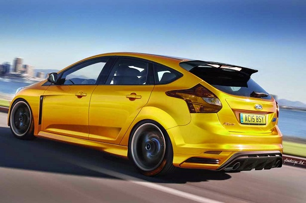 2015 ford focus rs retains fwd | uae - yallamotor