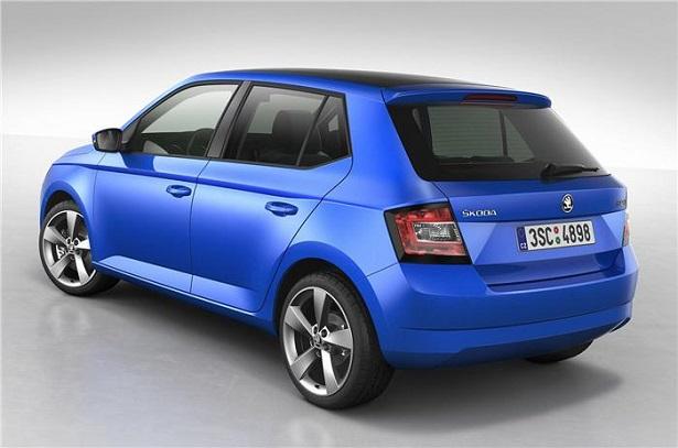 Revealed 2015 Skoda Fabia Uae Yallamotor