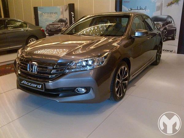 Honda Accord 2015 Launched In Uae Uae Yallamotor
