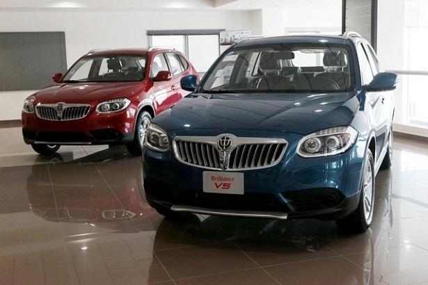 Brilliance Selling Bmw Lookalike Chinese Models Bahrain Yallamotor