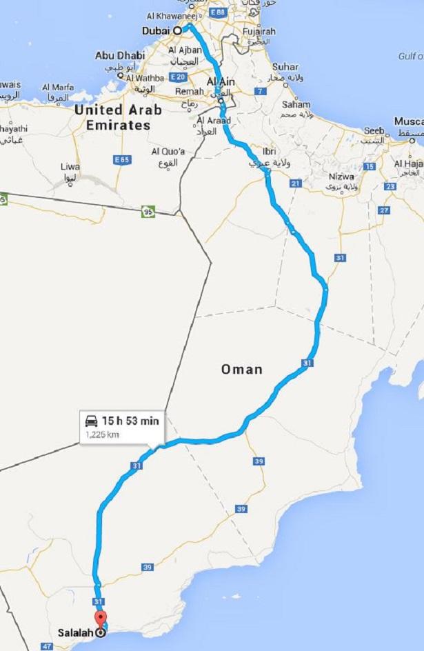 Top 5 Road Trips for UAE National Day Weekend Kuwait YallaMotor