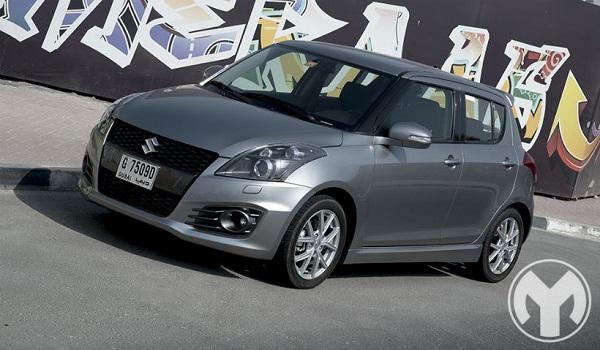 2015 suzuki swift sport