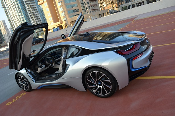 Hds Rac Adds Bmw I8 To Its Supercar Fleet Qatar Yallamotor