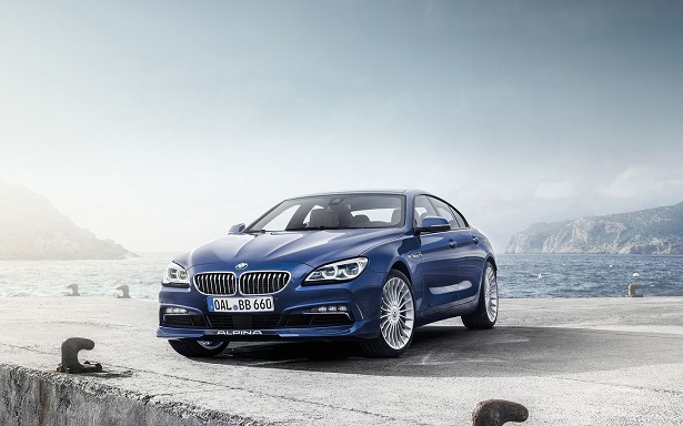 The Alpina B GranCoupe Offer More Than Series Range Oman - Bmw alpina price range