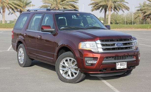 With The Explosion Of Gm Full Size Suvs In The Middle East Not Much Attention Has Been Paid To The Good Ol Ford Expedition Yes The Same Brute Which Over