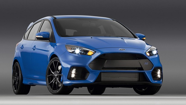 Ford released the output figures of Focus RS | UAE - YallaMotor