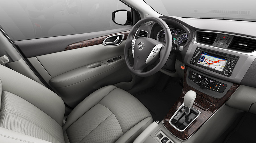 First Look 2013 Nissan Sentra Qatar Yallamotor