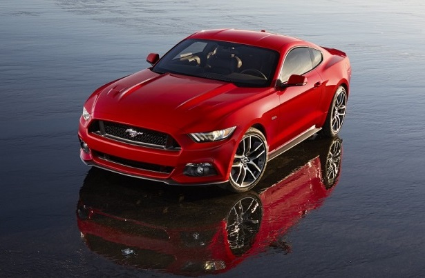 The 1st Car Of The Holy Trinity Of American Sports Cars. The Mustang Is An  Icon And The New Generation Is The Best One Yet.