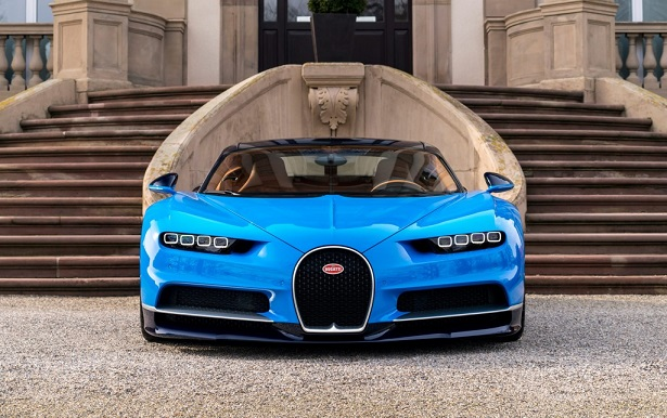 Presenting The Officially Official Successor To Bugatti Veyron Mighty Chiron There Hasnt Been Any Car In Recent Memory Thats
