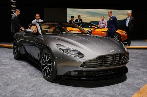 Aston Martin Db11 Launched At Geneva Motor Show Qatar Yallamotor