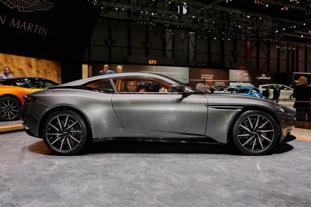 Aston Martin DB11 launched at Geneva Motor Show  UAE  YallaMotor