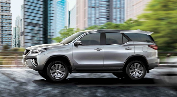 Toyota Fortuner 2016 UAE