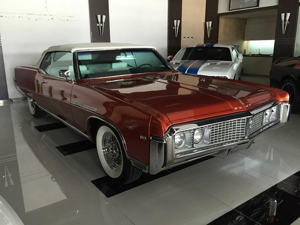 Hidden Gem: Buick Electra 1967 For Sale In Dubai