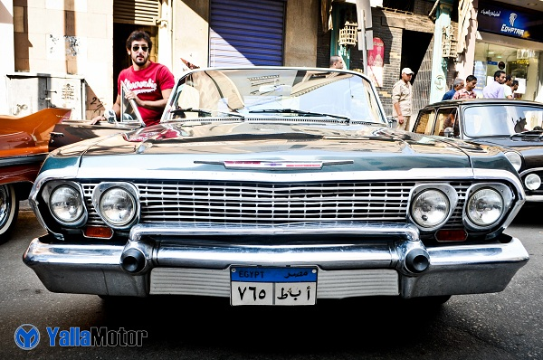 Classic Cars Show in Cairo | Egypt - YallaMotor