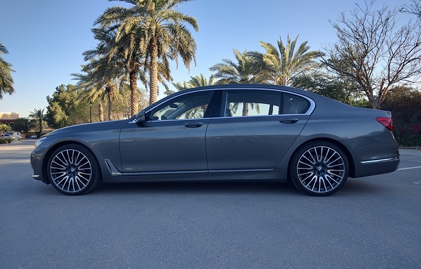 The Exterior Of New 7 Series Is Not Much Different From Previous Generation It Looks More Refined And Less Sporty Than Before