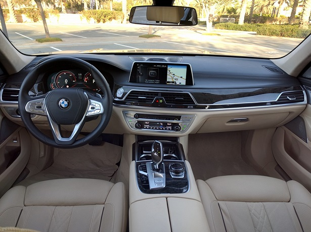 The Interior Design Clearly Shows Where The BMW 7 Series Engineers Really  Worked On. All The Cabin Materials Are Of Utmost High Quality And The  Amount Of ...