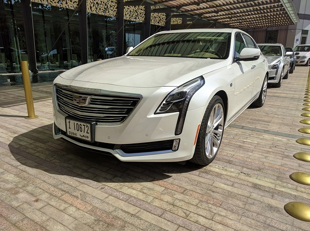 Cadillac CT6 2017 launched in UAE | UAE - YallaMotor