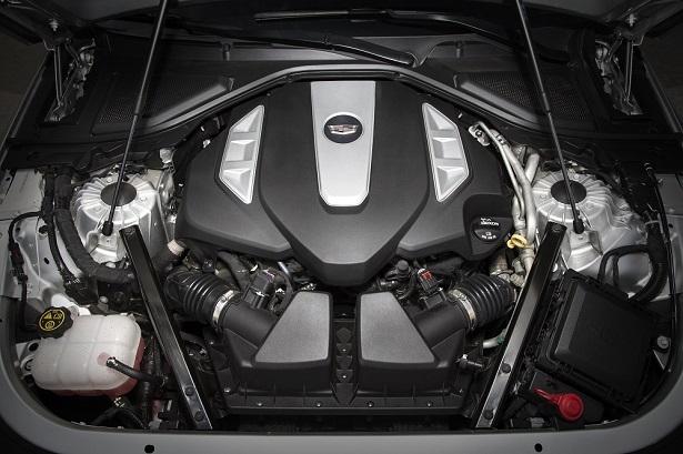 Cadillac CT6 engine