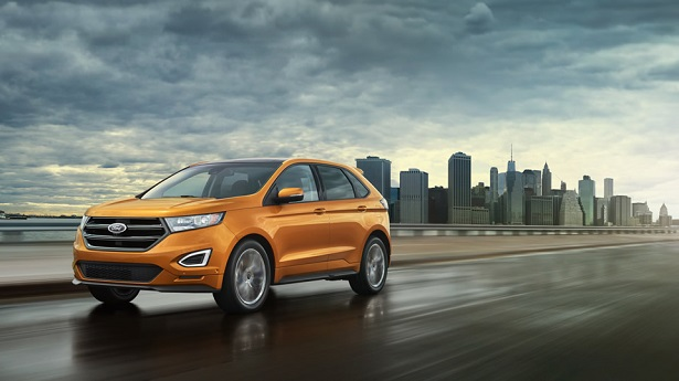 Yes We Are The First Publication In The Middle East To Test The All New Ford Edge This Is The Second Generation Ford Edge The Previous Ford Edge Was