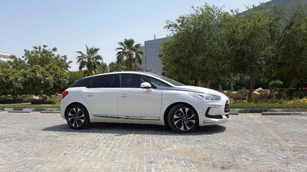 Citroen Ds5 2016 Review Qatar Yallamotor