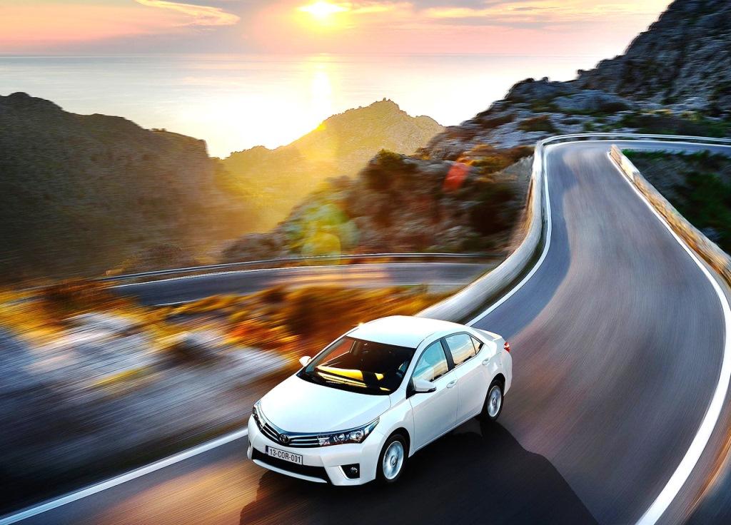 2016 Toyota Corolla Top