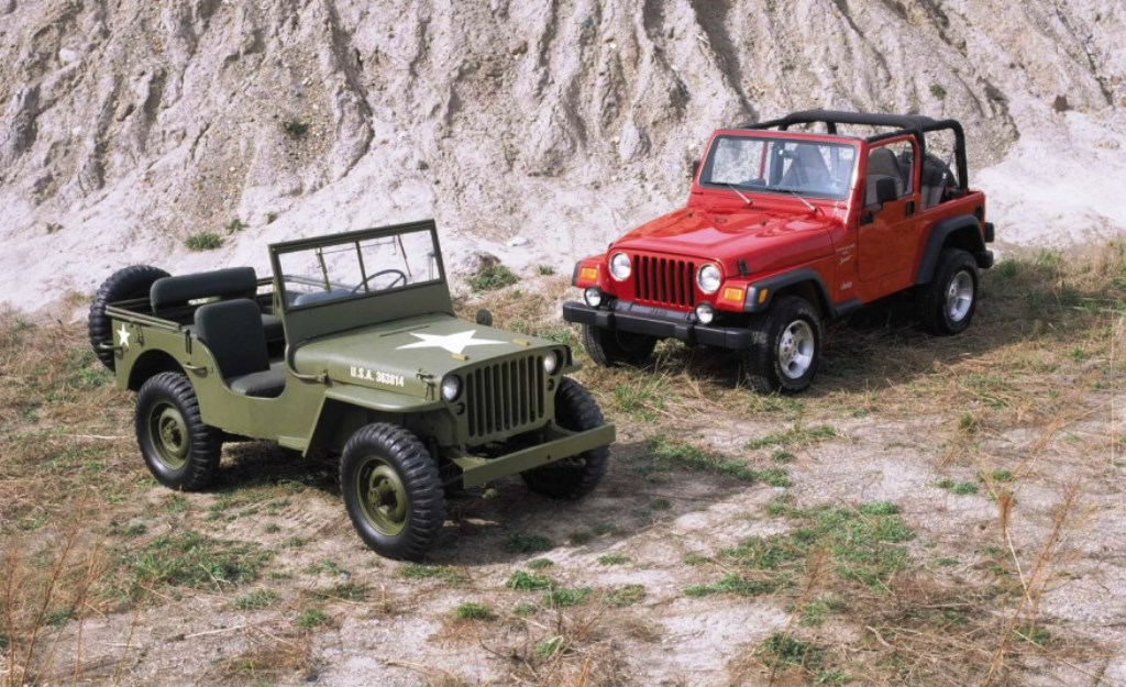 Jeep Wrangler 75-Year Salute Edition