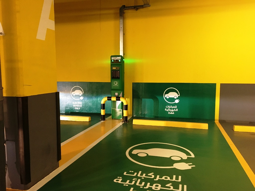 Electric Car Charger Dubai - 3