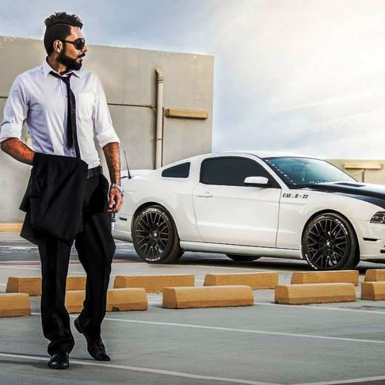 Rahul Gehani Ford Mustang Interview