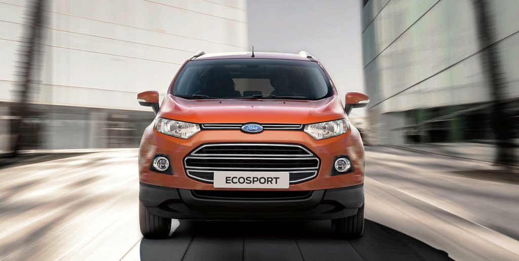 Ford EcoSport 2016 Front