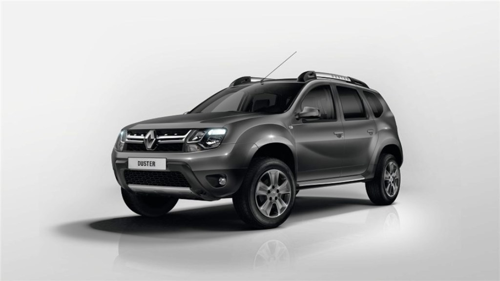 Renault Duster 2016 Side