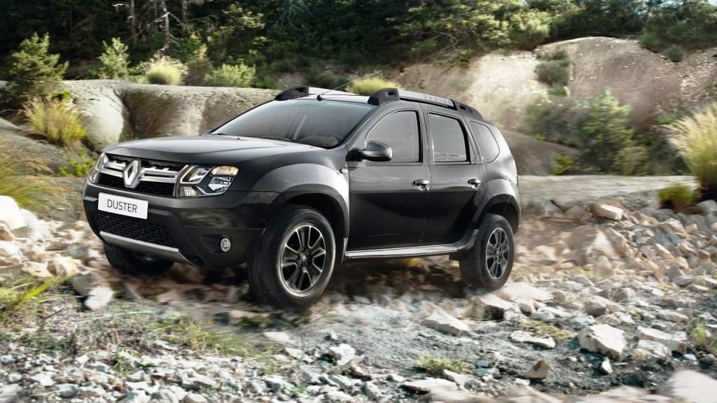 Renault Duster 2016 Side - 2