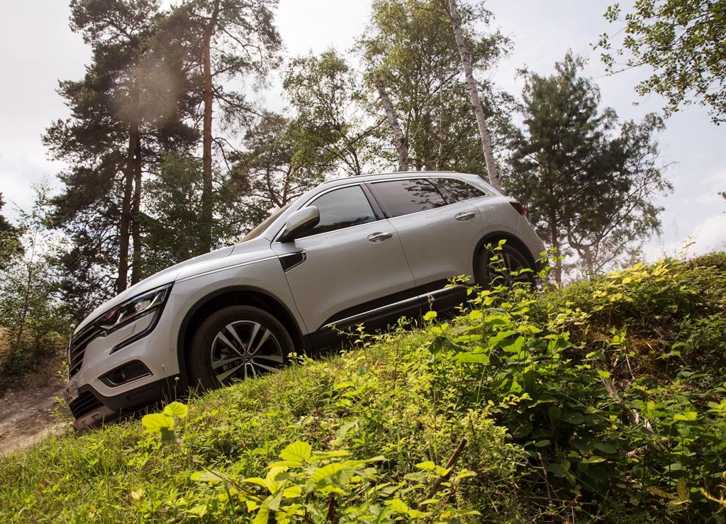 Renault Koleos 2017 - Side