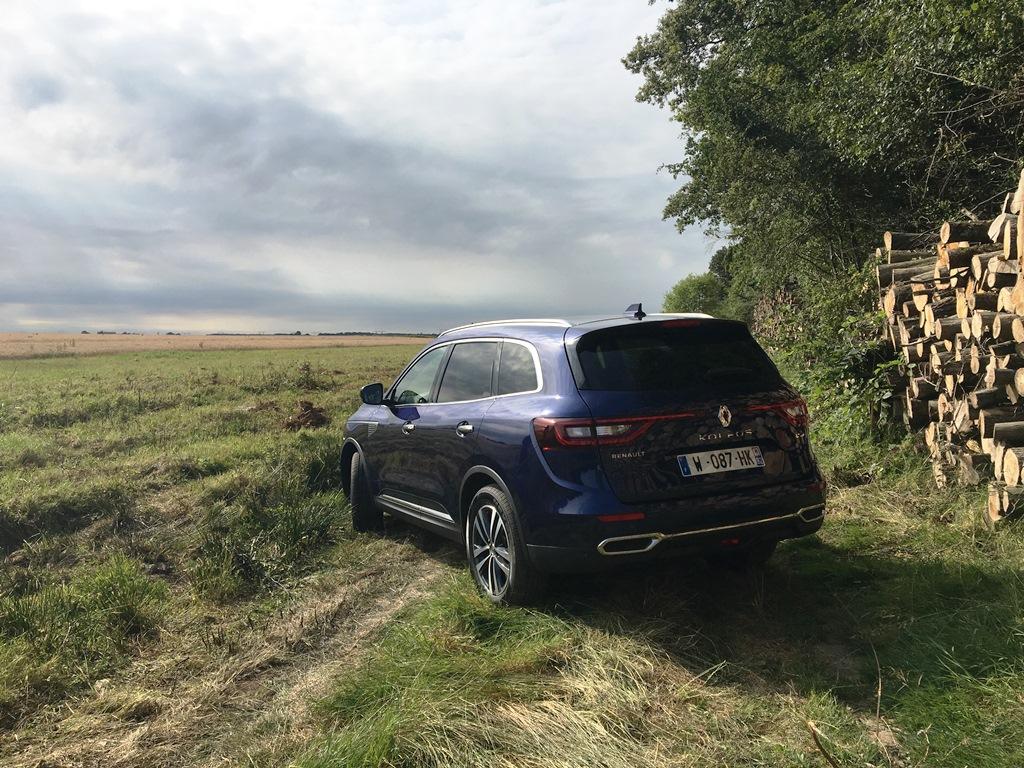 Renault Koleos 2017 - Rear