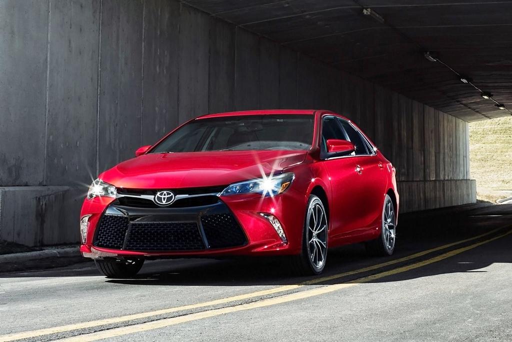 Al Futtaim Toyota Camry