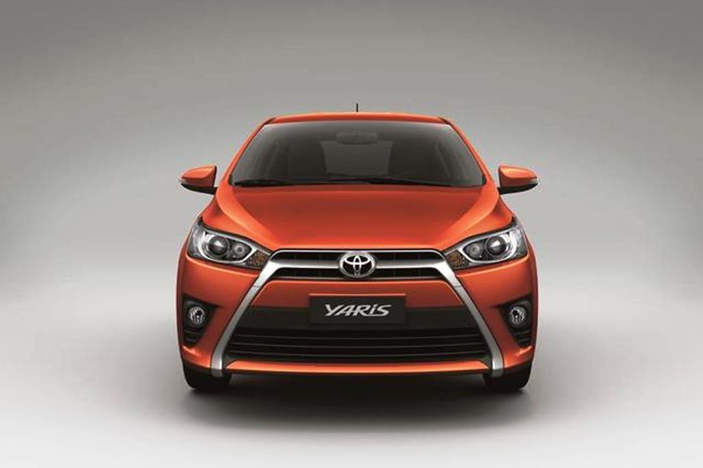 Al Futtaim Toyota Yaris