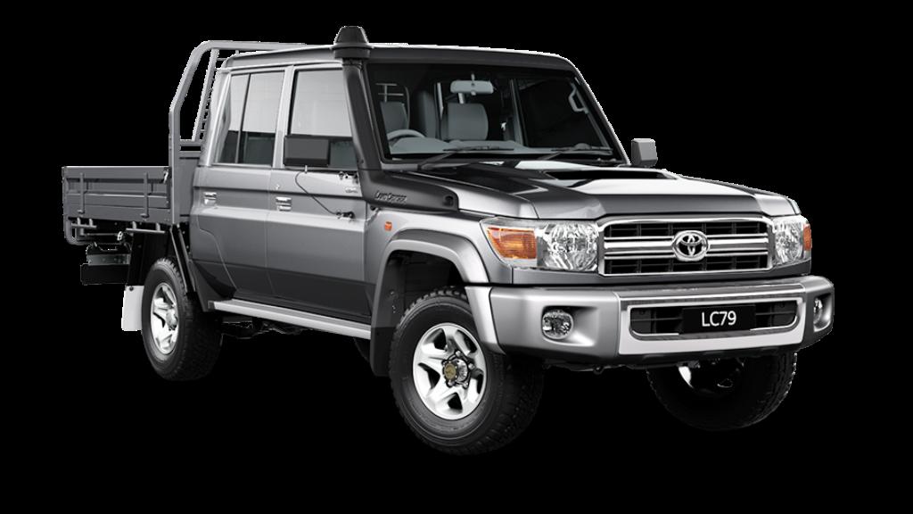 Al Futtaim Toyota Land Cruiser Pick Up