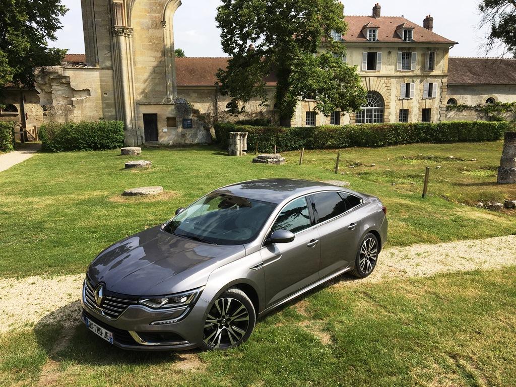 Renault Talisman 2017 Front -2