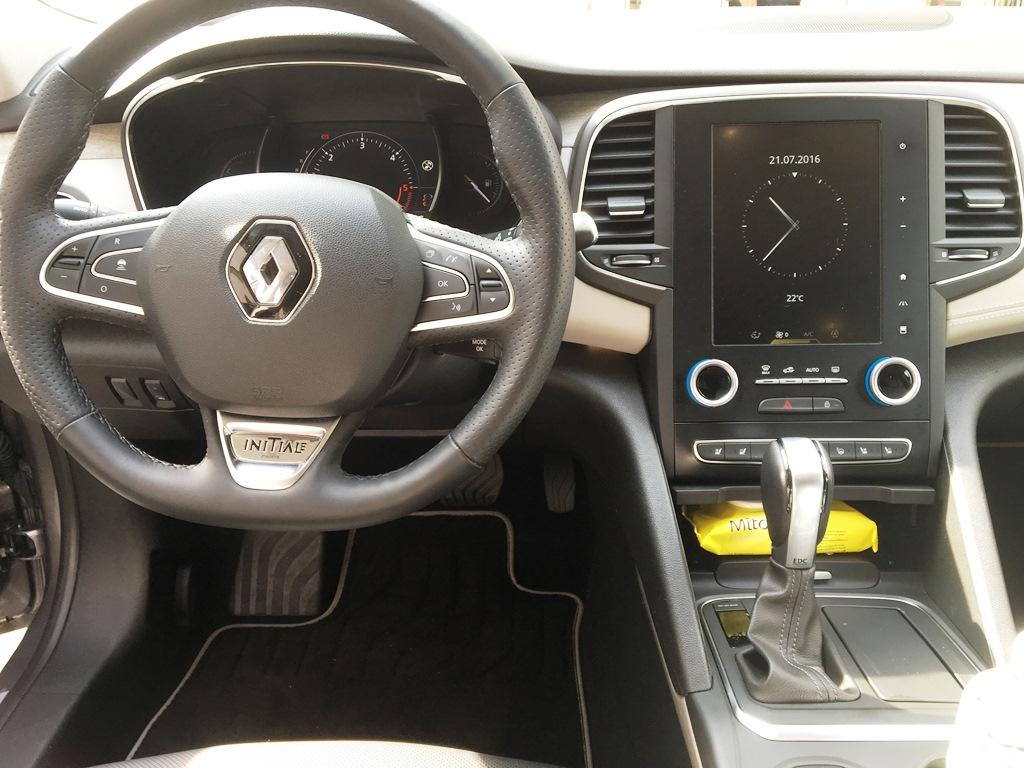 Renault Talisman 2017 Interior